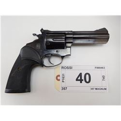 ROSSI   , MODEL: 357 , CALIBER: 357 MAGNUM