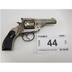 THAMES , MODEL: TOP BREAK AUTO EJECTING  , CALIBER: 38 S&W