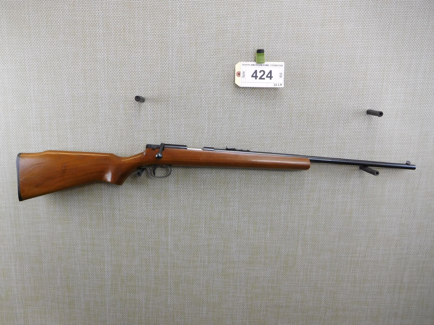 NORTH AMERICAN ARMS CO , MODEL: GRIZZLY NO 10 , CALIBER: 22 LR