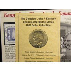 Kennedy Half Dollar Lot