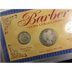 Barber Coin Collection