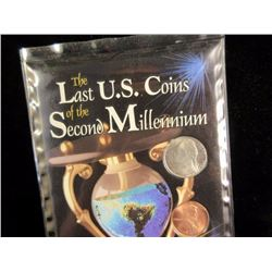 The Last U.S. Coins