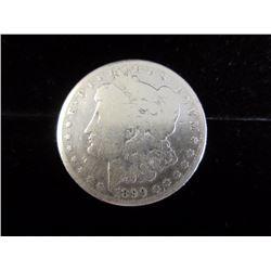 Silver Morgan Dollar 1899 O