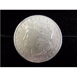 Silver Morgan Dollar 1890 O