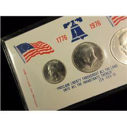 1976 Bicentennial Coin Set