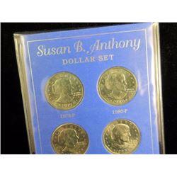 Susan B Anthony Dollar Lot