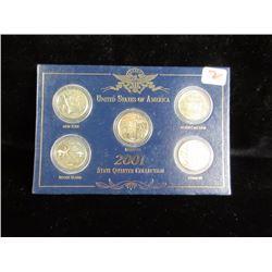 2001 State Quarter