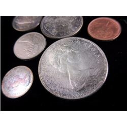Canadian Coin Lot Set