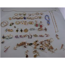 MISC JEWELRY (69 ITEMS) REPLACEMENT VALUE $12,940