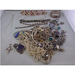 MISC JEWELRY (77 ITEMS) REPLACEMENT VALUE $8000