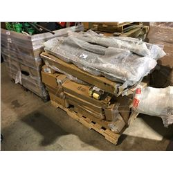 PALLET OF ASSORTED LIGHTING AND ELECTRICAL