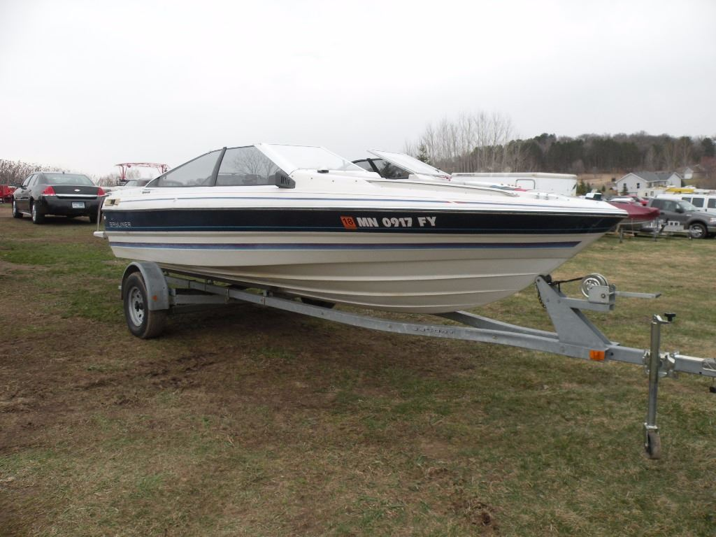 Fine 1987 Bayliner Capri W Trailer Sn Bl1M31Cxc787 Caraccident5 Cool Chair Designs And Ideas Caraccident5Info