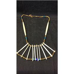Bone Necklace 1950s
