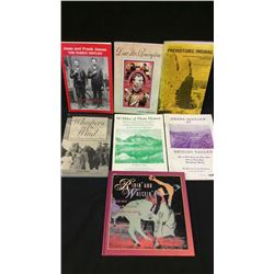 7 Western Books