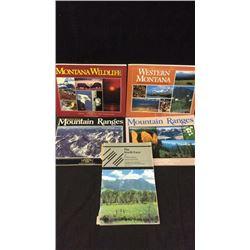 5 Montana Books