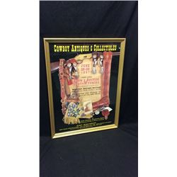 Cody Wyoming Show and Auction Poster 1997