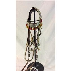Plains Beaded Bridle On Marshall Field Chicago