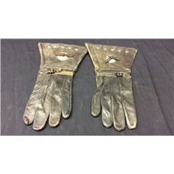 Early Studded Motorcycle Gloves