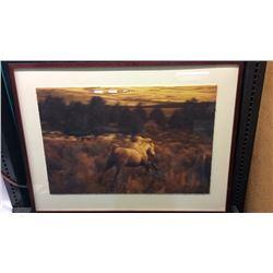High Desert Pegasus by Audrey Hall