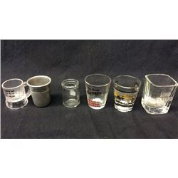 Shot Glass Collection 6pc