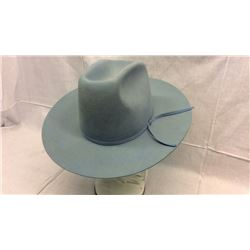 Light Blue 7 1/4 Hat by Eddy