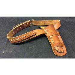 22cal Colt SA Holster and Belt