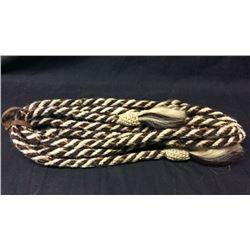 Three Tone Horsehair Rope