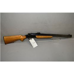 "Savage Model 24 S - E .22 LR Cal / .20 Ga 3"" Over & Under Combination Gun w/ 24"" bbl [ blued finish,"