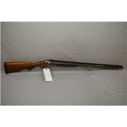 "Baker Gun & Forging Co. Model Baker - Standard .12 Ga Side By Side Hammerless Shotgun w/ 30"" Nitro R"