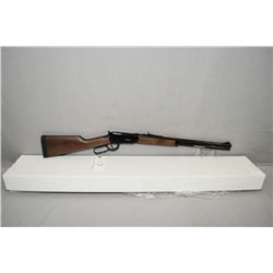 "Winchester Model 94 Short Rifle .450 Marlin Cal Lever Action Rifle w/ 20"" ported bbl [ appears as ne"