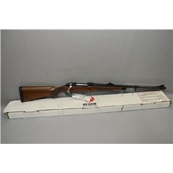 "Ruger Model M77 Hawkeye African .375 Ruger Cal Bolt Action Rifle w/ approx. 23"" heavy bbl [ appears"