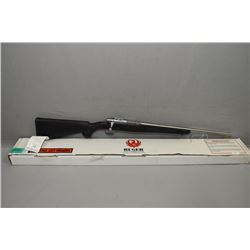 "Ruger Model 7722 Stainless Synthetic .22 Win Mag Rimfire Cal Mag Fed Bolt Action Rifle w/ 20"" bbl ["