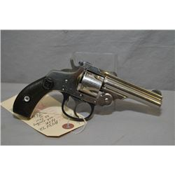 Harrington & Richardson Model Automatic Ejecting .32 S & W Cal 5 Shot Revolver w/ 76 mm bbl [ appear