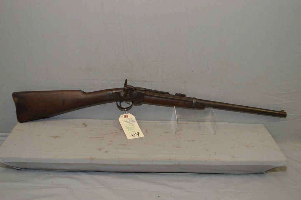 Smith Carbine ( gun markings no visible )  50 Perc Cal Single