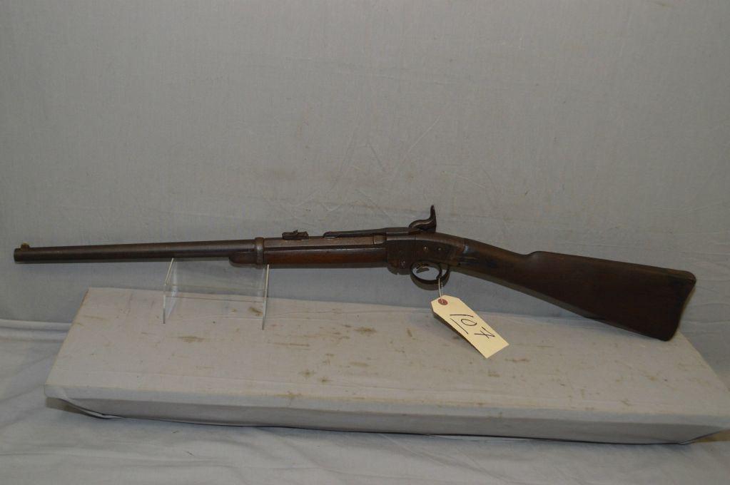 Smith Carbine ( gun markings no visible )  50 Perc Cal