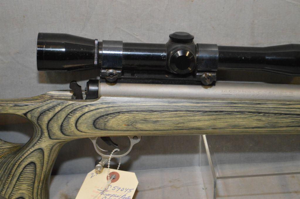 Thompson / Center Model Omega  50 Perc Cal Inline Black