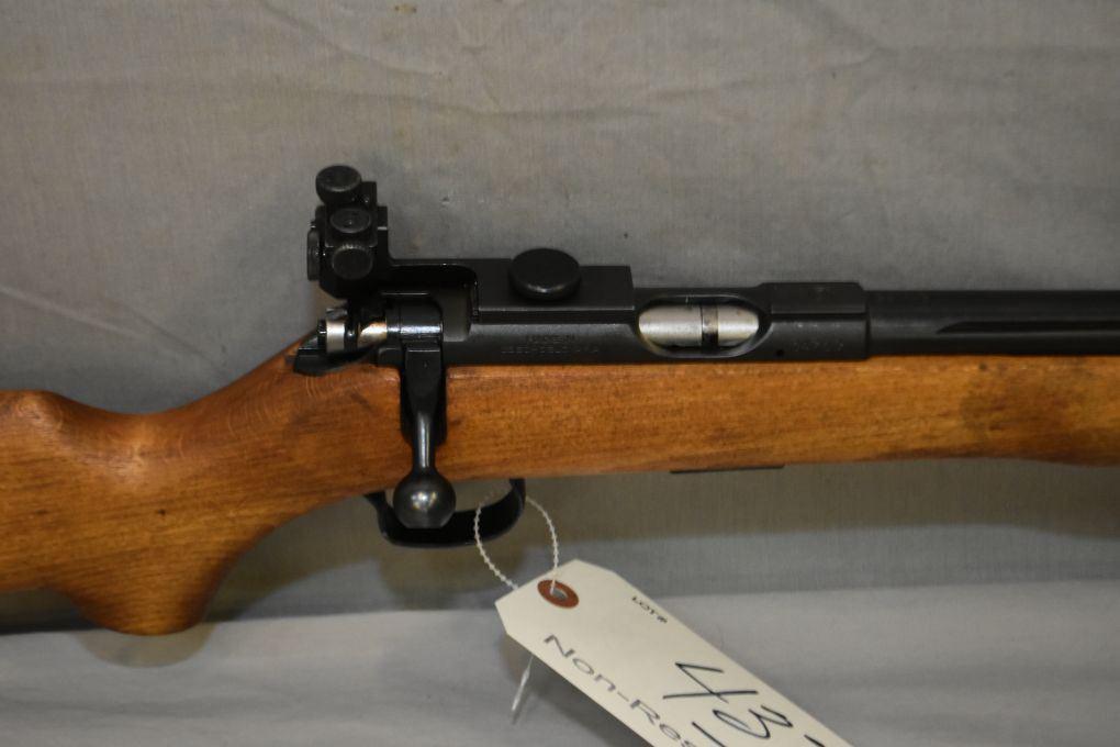 Brno Model 4  22 LR Cal Mag Fed Bolt Action Target Rifle w