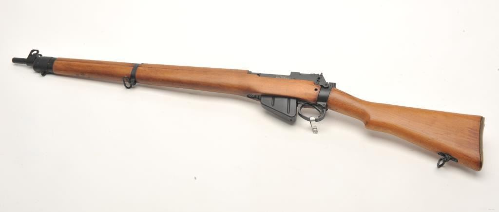 Lee- Enfield No 4 Mk  2 bolt action rifle,  303 British