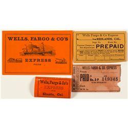 Wells Fargo Stickers