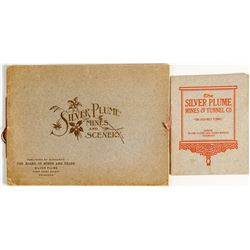 Silver Plume Mining and Informational Booklets