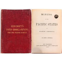 """The First """"Bancroft's Band-Book of Mining of the Pacific States"""""""