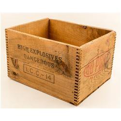 25 lbs Du Pont Special Gelatin Small Box