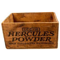 Hercules Powder Tamptite Small Box