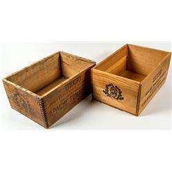 Apache Powder Co., Two Boxes