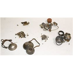 Hundreds of Parts from a Makeshift Justrite Carbide Repair Kit