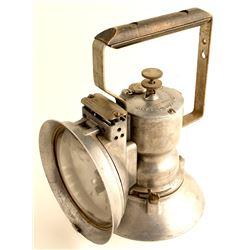Union Carbide Miners Acetylene Lamp
