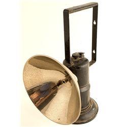 Miners Acetylene Lamp