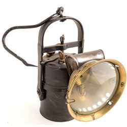 Lux Acetylene Mining Lamp