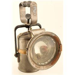 Unknown Manufacturer Miners Acetylene Light