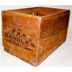Superior Candle Box